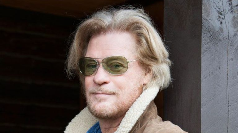 Daryl Hall says selling his back catalogue isn't an option for him. Pic: Lora Karam