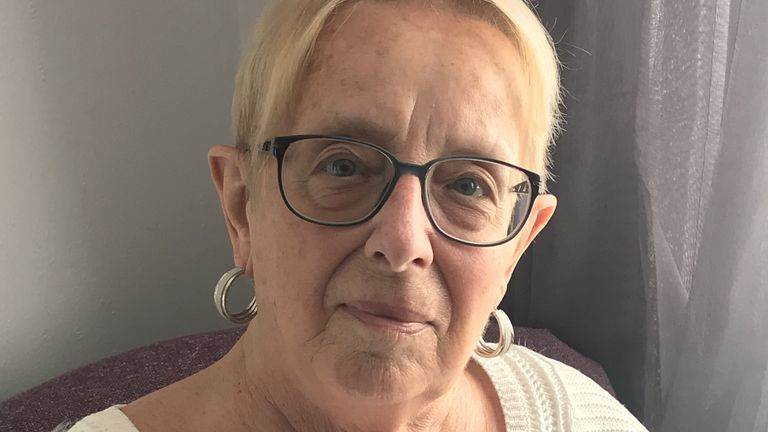 Gwen Leeming, 72, had to wait six months for treatment