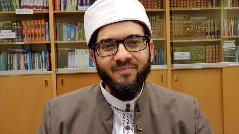 Imam Qari Asim