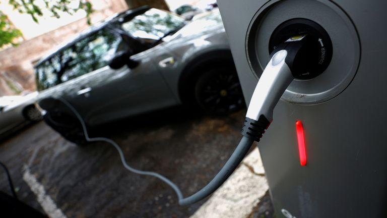 لندن گسترده ترین شبکه نقاط شارژ را دارد