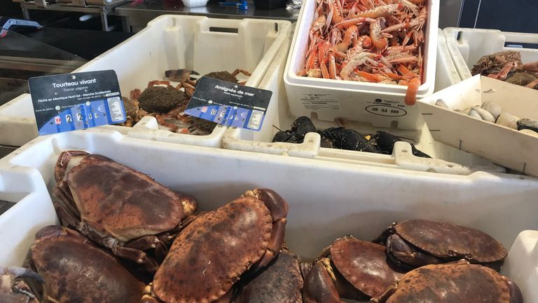 Jersey fishermen are now being banned and blocked from landing their catch and selling it at numerous ports along the Normandy and Brittany coastlines