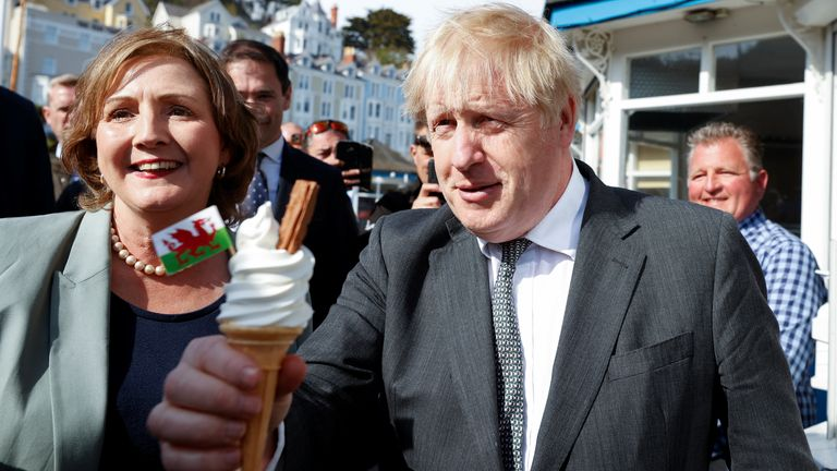Even the prime minister appears partial to a Flake 99...