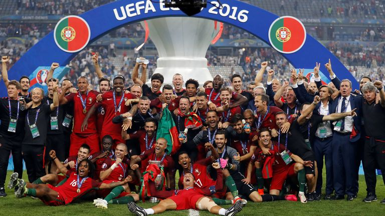 Portugal are the current holders of the Euros, and will play two of their group games in Budapest, which will be at full capacity