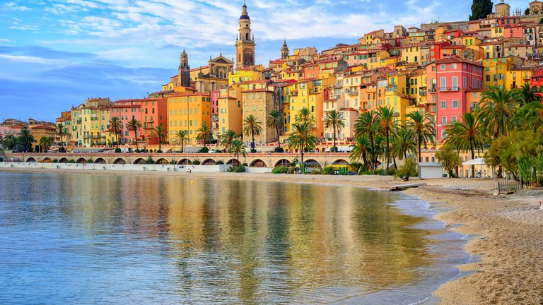France is one of the countries currently on the amber list despite being a popular holiday destination for Britons