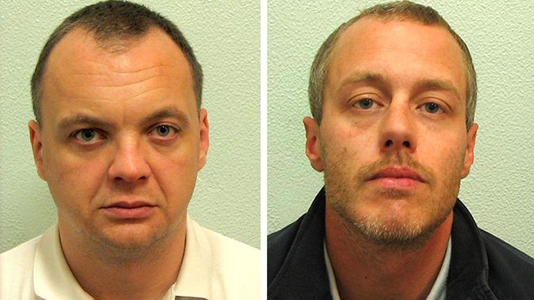 گری دابسون (ال) و دیوید نوریس به جرم قتل استیون لارنس محکوم شدند