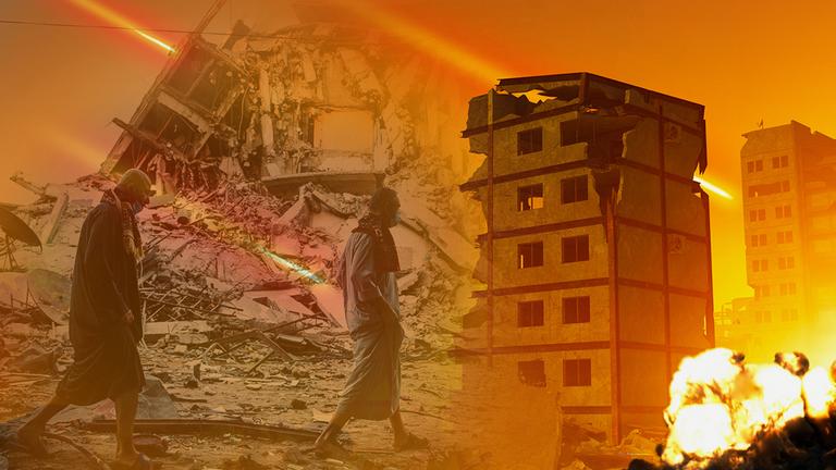 Gaza has suffered 11 days of Israeli airstrikes