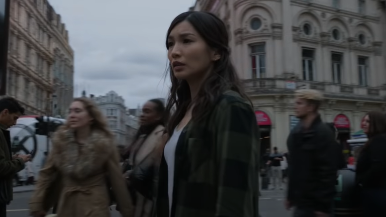 Gemma Chan will lead the cast in Eternals. Pic: Marvel Studios