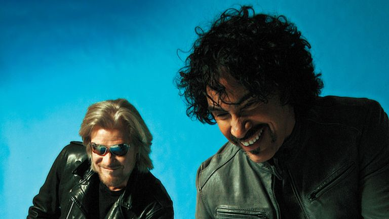 Hall and Oates are releasing You Make My Dreams on vinyl. Pic: Mick Rock