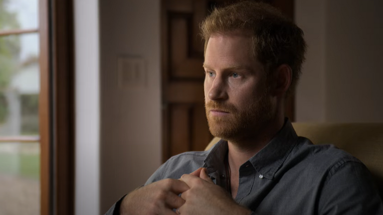The Duke of Sussex has spoken in the past of his mental health struggles. Pic: YouTube