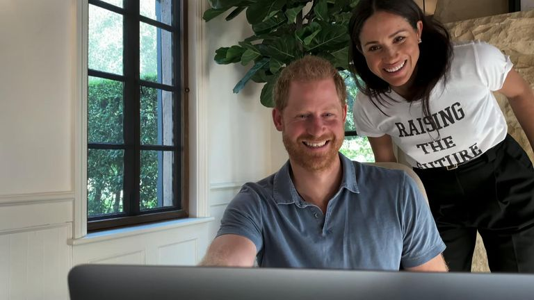 The Me You Can't See is a docuseries co-created by Oprah Winfrey and Prince Harry, that explores mental health and well-being.