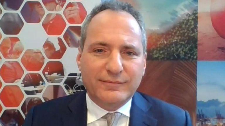 Hyve chief executive, Mark Shashoua
