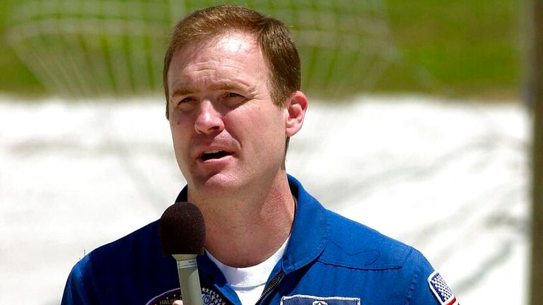 The former astronaut was allegedly under the influence of drugs or alcohol