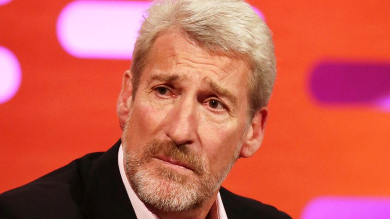 Jeremy Paxman is a well-known broadcaster
