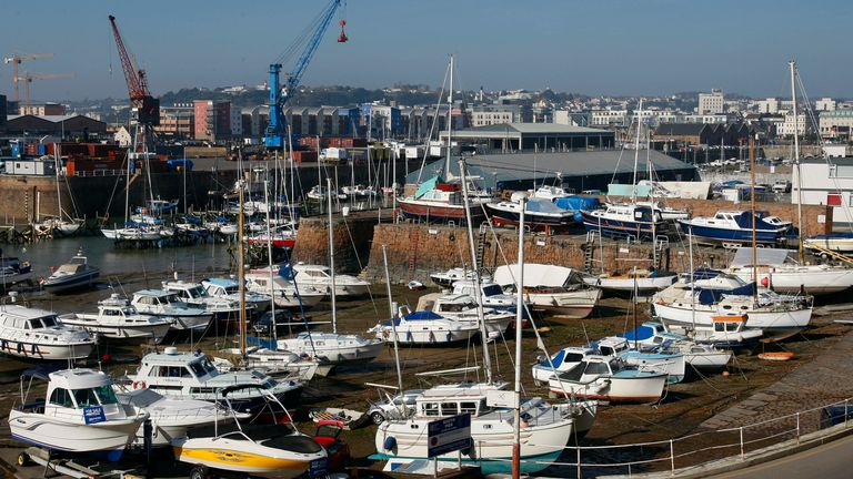 French fishermen have threatened to blockade the port of St Helier