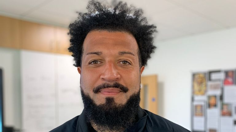 Kojo Hazel is a teacher at Treorchy Comprehensive School, in the Welsh Valleys.