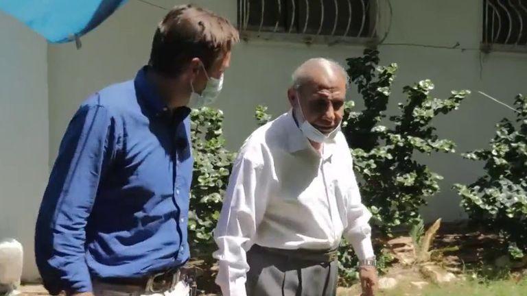 Mahmoud Zahar is a Hamas co-founder