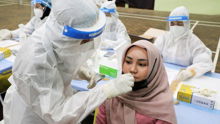 مالزی در این هفته بالاترین آمار مرگ روزانه را داشته است