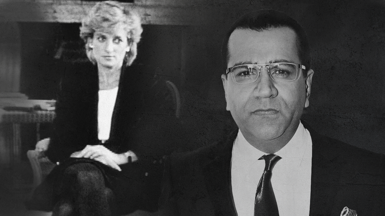 Lord Dyson was unable to answer some key questions surrounding the Martin Bashir interview with Princess Diana
