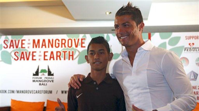 Martinus and Ronaldo