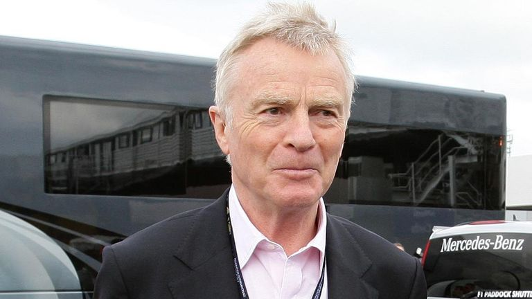 FIA president Max Mosley arrives in the paddock before during the British Grand Prix at Silverstone, Northamptonshire. Read less Picture by: Martin Rickett/PA Archive/PA Images Date taken: 21-Jun-2009 Image size: 1239 x 1740