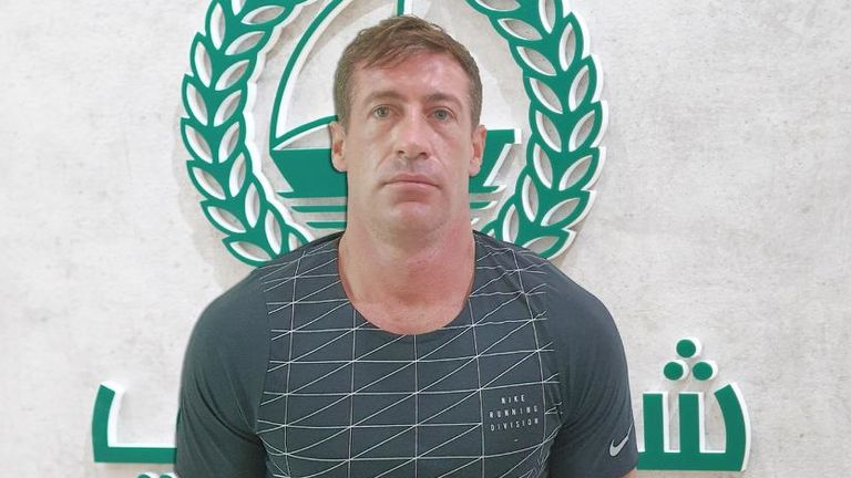 Michael Moogan was wanted for eight years before being arrested in Dubai. Pic: NCA