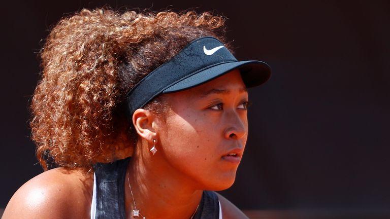 Naomi Osaka is a four-time Grand Slam singles champion