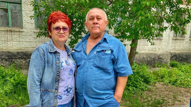 Людмила Сополь ждет с мужем паспорта РФ