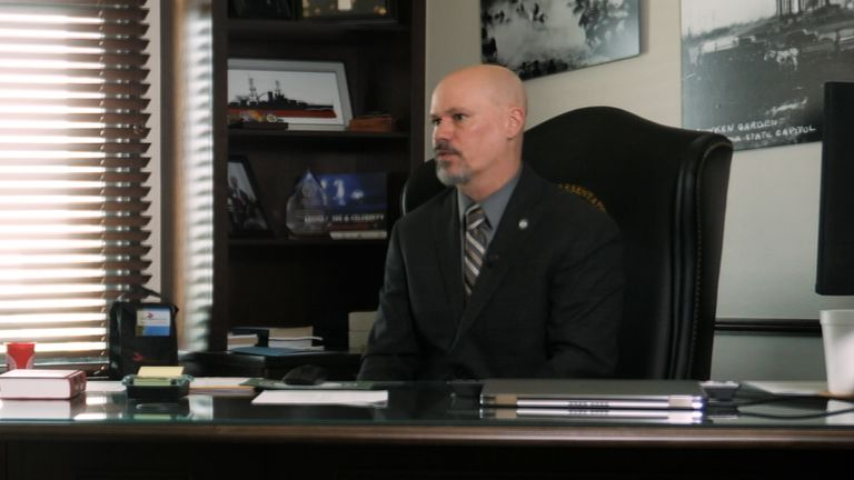 Oklahoma state representative Kevin West is one of the authors of the legislation
