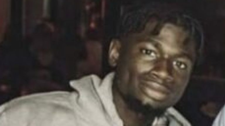 Police have found a body in the search for missing Olisa Odukwe