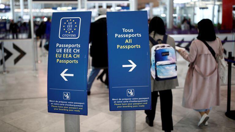 The EU has taken a step towards relaxing tourism travel