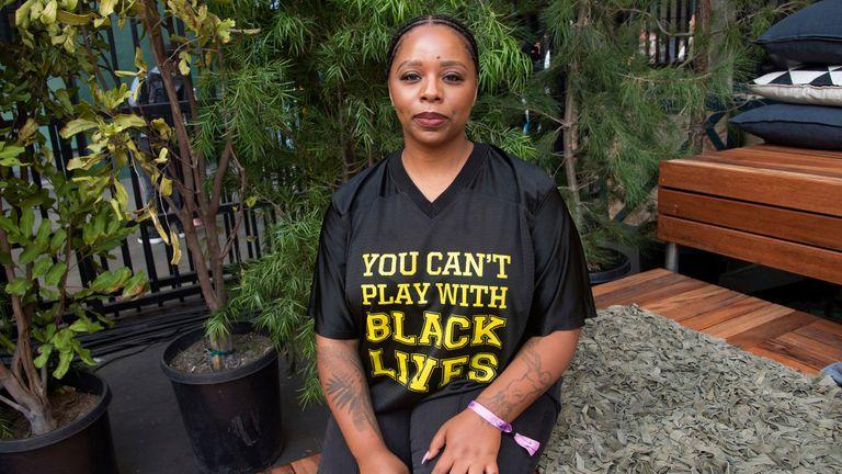 Black Lives Matter Co-founder Steps Down