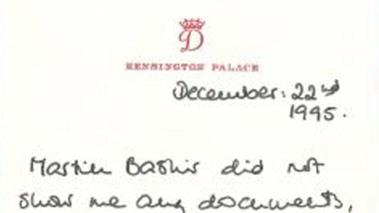 Pidato Putri Diana