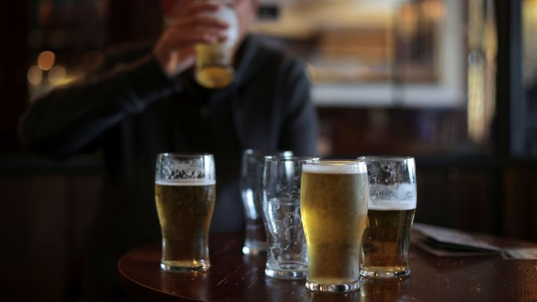 Pubs are expected to lose out on £80m in revenue this weekend