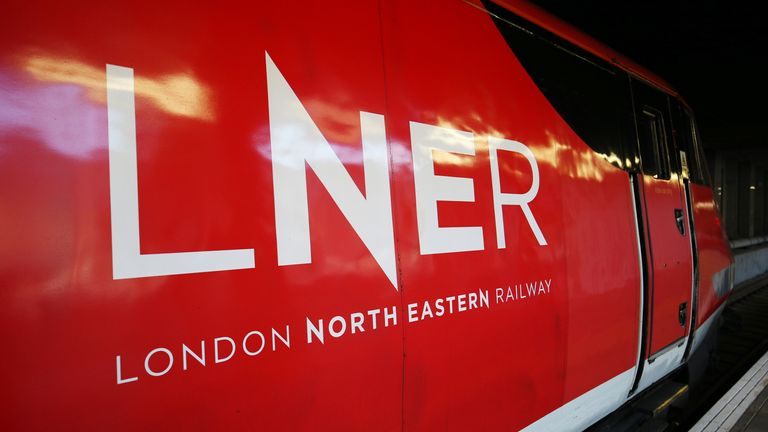 London North Eastern Railway and Great Western Railway are affected by the disruption