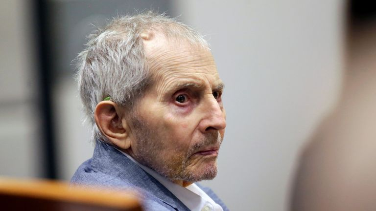 Durst's trial has been on hold since the pandemic began