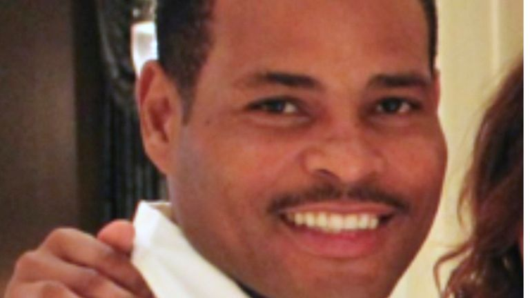 Ronald Greene's family shared this photo of the 49-year-old after his death