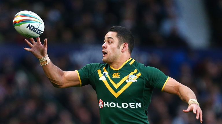 Hayne won the 2013 Rugby League World Cup with Australia