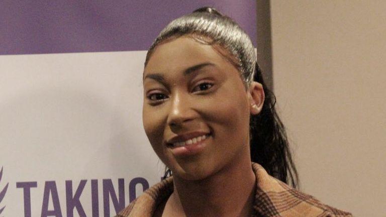 Sasha Johnson. Pic: Facebook