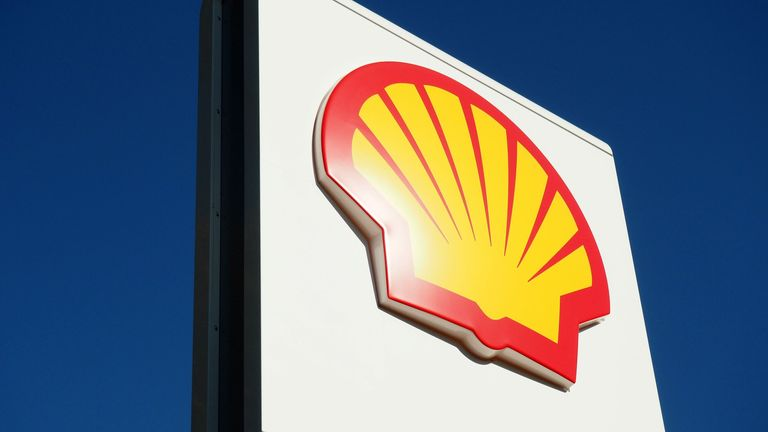 Shell says it aims to be a net-zero emissions energy business by 2050 Pic: AP