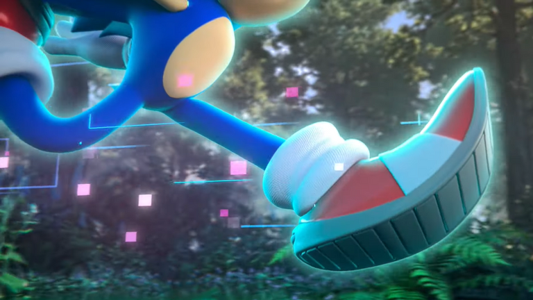 Sonic The Hedgehog is running back on to screens next year. Pic: Sega