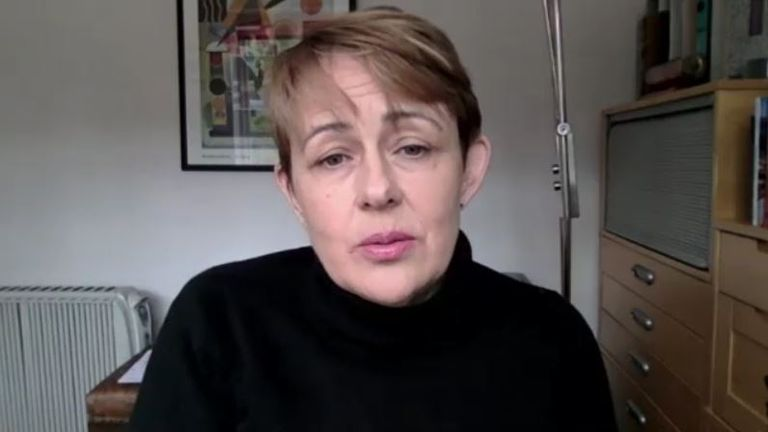 Paralympic gold medal winner Baroness Tanni Grey-Thompson