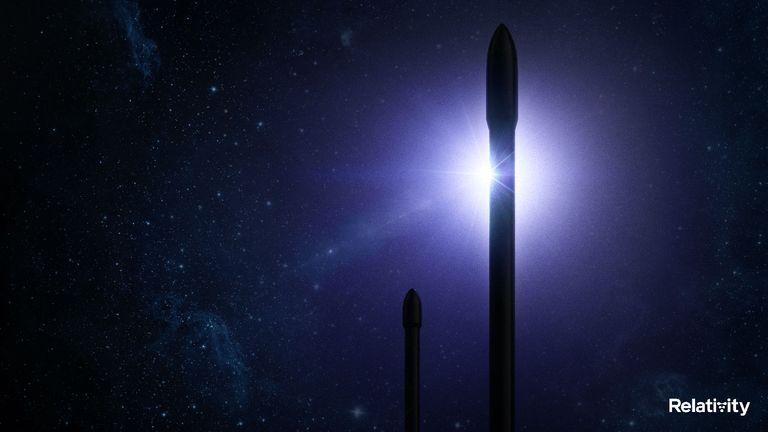 Terran R rocket