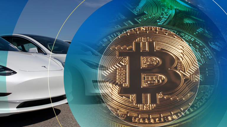 Tesla has invested heavily in Bitcoin