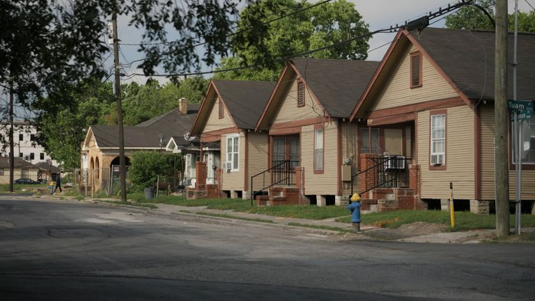 بخش سوم هوستون اغلب به عنوان گهواره جنبش حقوق مدنی شهر شناخته شده است