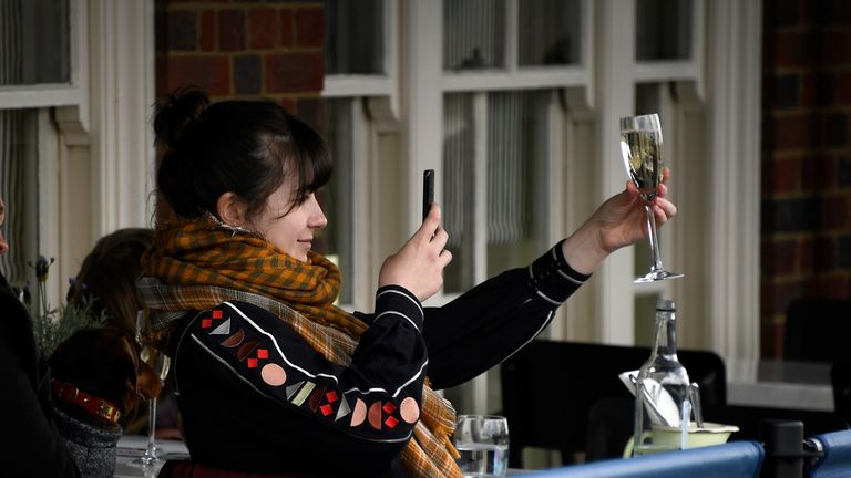 APTOPIX Virus Outbreak Britain