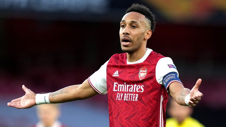 Arsenal v Villarreal - UEFA Europa League - Semi Final - Second Leg - Emirates Stadium