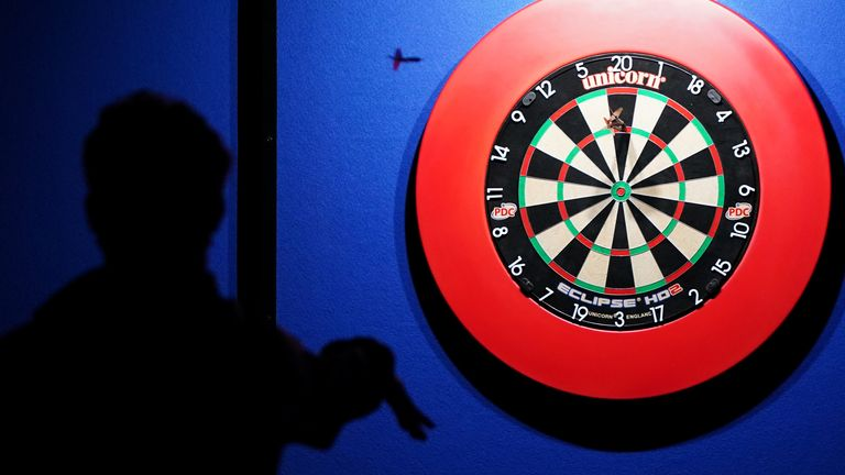 With pubs reopening as coronavirus restrictions are relaxed, the PDC is donating 50 dart boards to pubs around the UK with the help of James Wade
