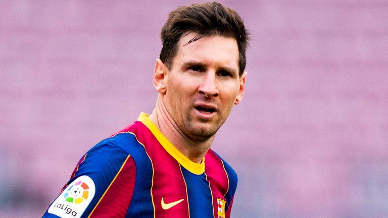Lionel Messi (AP)