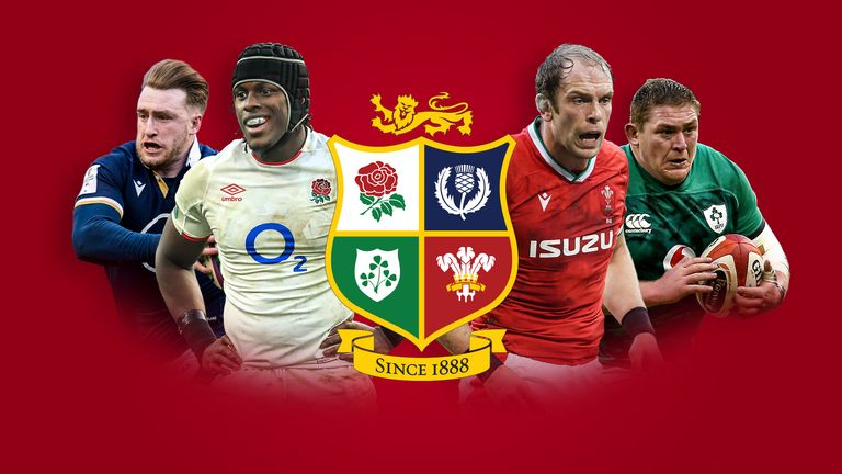 Lions squad announcement 2021
