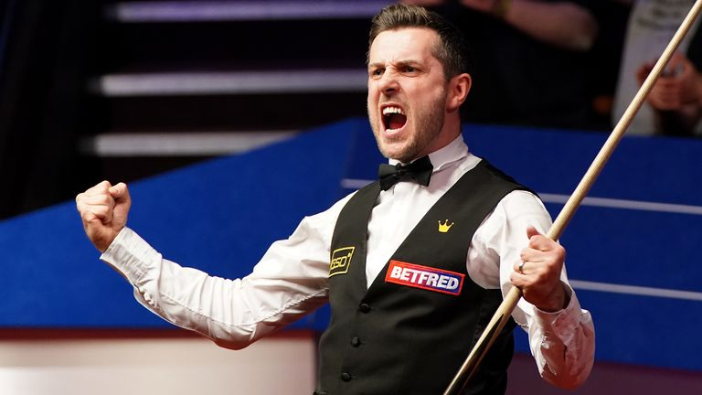 World Snooker Championship: How Mark Selby Became Four-Time Crucible Winner |  Snooker News